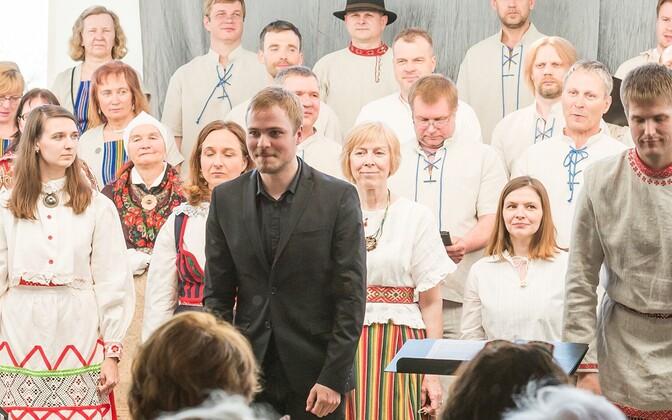Valter Soosalu kooriga