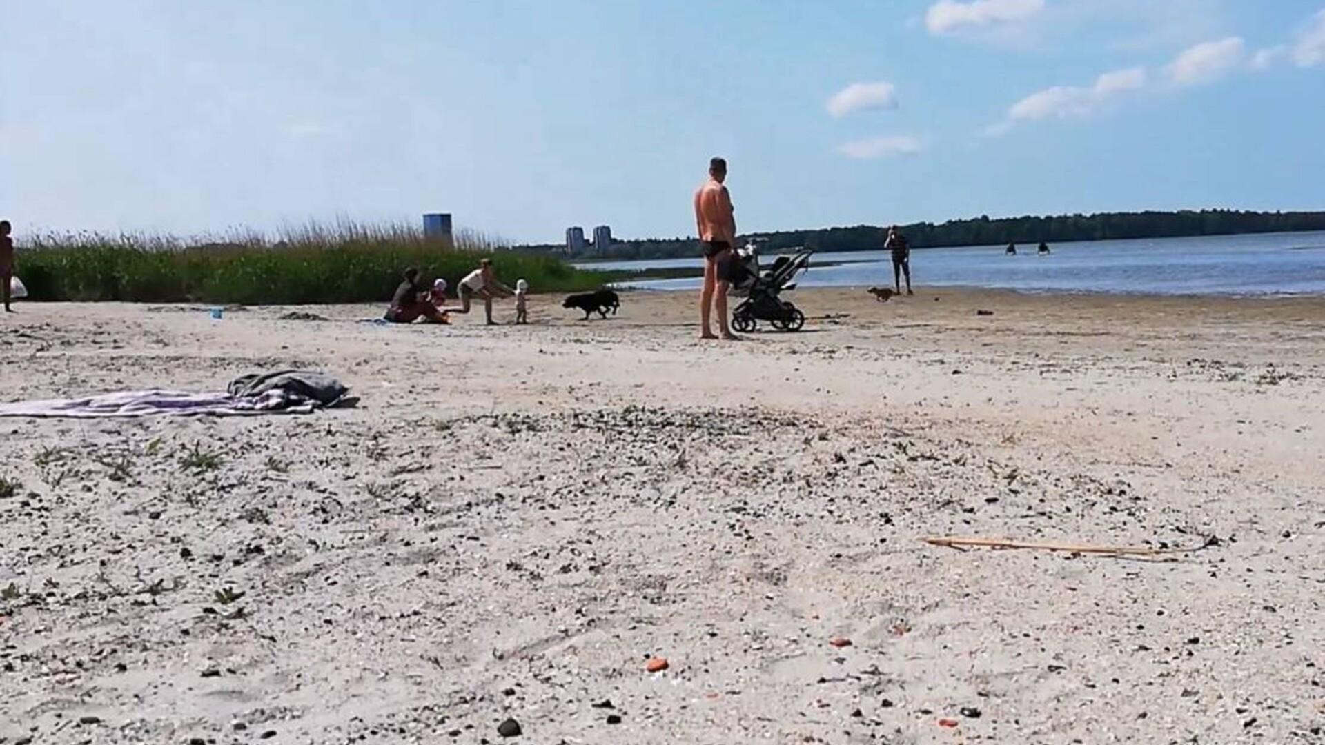 75be381cda1 Meri uhub Stroomi randa kunagisest klaasitehasest pärit kilde | Eesti | ERR