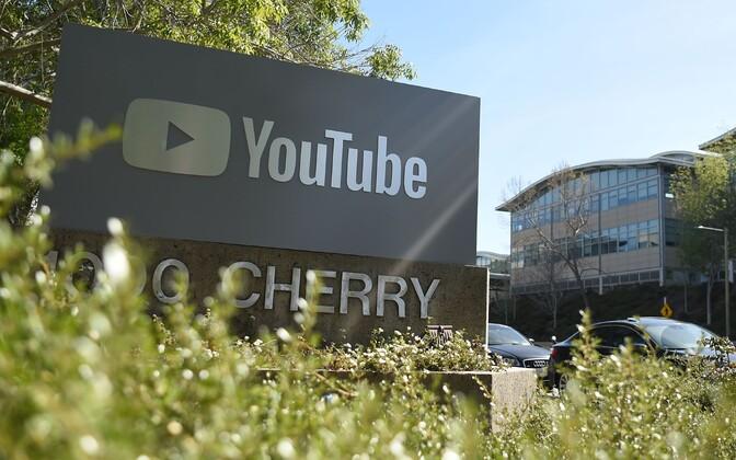 YouTube keelab diskrimineerimist propageerivad videod oma keskkonnas.