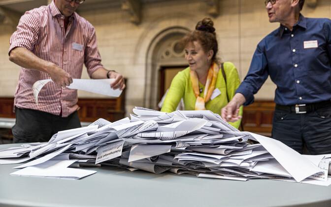 Taani valimised.