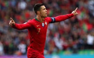 918d99b5e29 Portugal alistas Ronaldo ja Nani väravatest Walesi ning pääses ...