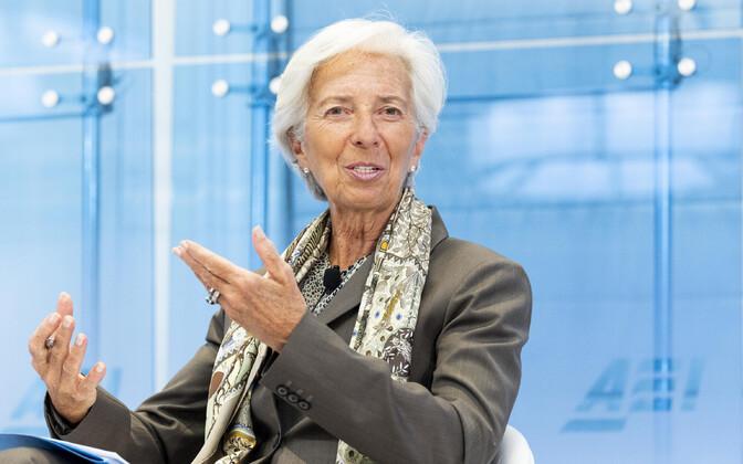 По словам Лагард, опасения МВФ о замедлении мирового ВВП начинают сбываться.