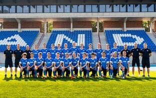 50a75eb7130 Eesti jalgpall sai 110-aastaseks | Jalgpall | ERR