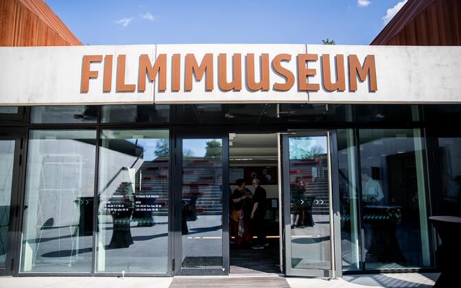 Eesti Filmi Päev, Kristiina Davidjantsi raamatu esitlus Filmimuuseumis