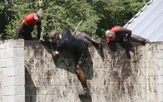 Müüri ületamine Kõva Mehe Jooksul