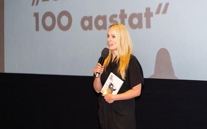 """""""Eesti filmi 100 aastat"""""""