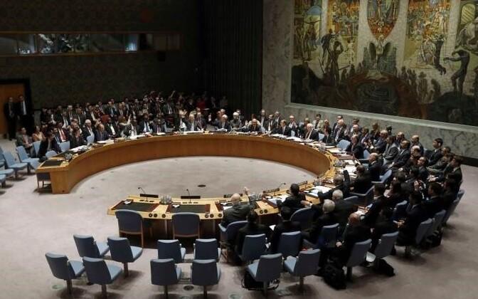 Заседание Совбеза ООН. Иллюстративное фото.