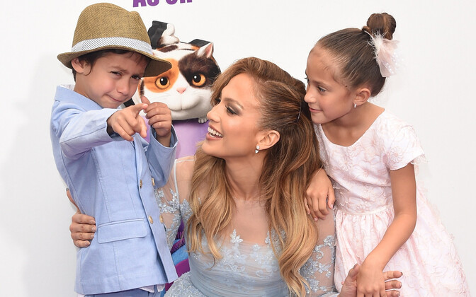 Jennifer Lopez lastega