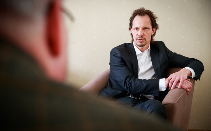 Toomas Sildami intervjuu Indrek Saarega