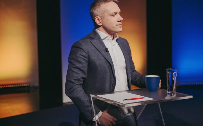 Андрей Коробейник - политик и знаток.
