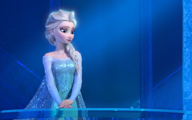 Printsess Elsa