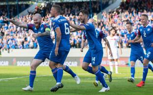 0323c6090f9 Island alistas võidulainel Türgi, Itaalia tuli kaotusseisust välja