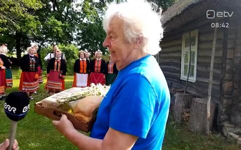 Õnnitleme Ivo Linnat tema juubeli puhul