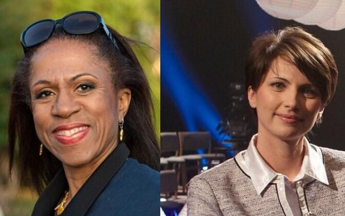 Елена Ханга и Елена Поверина станут ведущими передачи на ETV+.