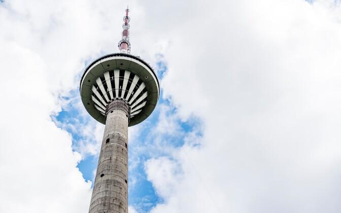 Tallinna teletorn.