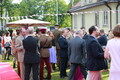2019 Queen's Birthday Party reception at the British Ambassador's residence in Tallinn.