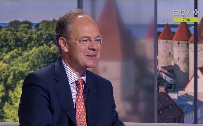 Посол Германии в Эстонии Кристоф Айххорн