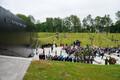 На мемориале Маарьямяэ почтили память жертв депортаций.