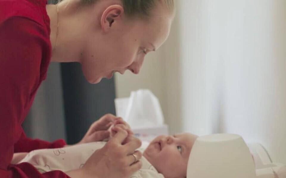 Annabelil avastati spinaalne lihasartoofia 2-kuuselt.