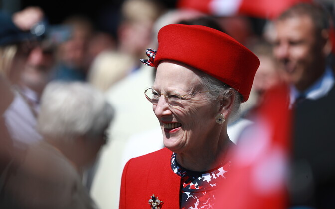 Taani kuninganna Vabaduse platsil