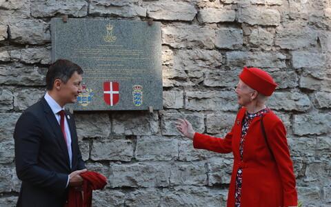 Королева Дании посетила музей Кик-ин-де-Кёк и сад Датского короля.