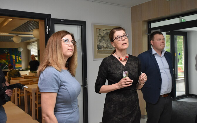 Kert Kingo külastas reedel Tartu Observatooriumi