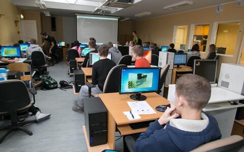 Из-за перерыва в подготовке кадров в Эстонии не хватает преподавателей информатики. Иллюстративная фотография.