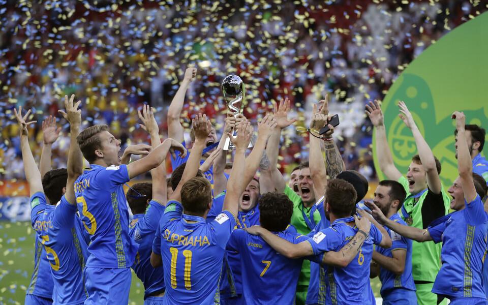 Ukraina U-20 jalgpallikoondis
