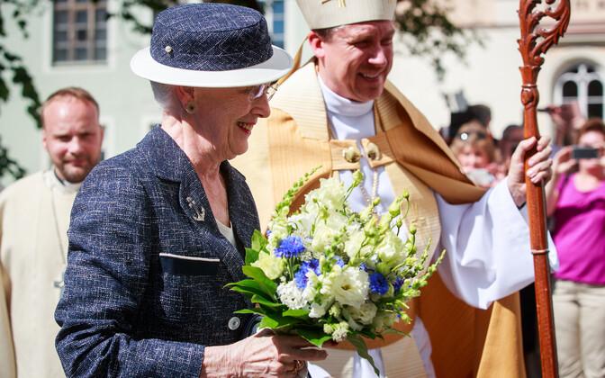 Kuninganna Margrethe II Toomkirikus