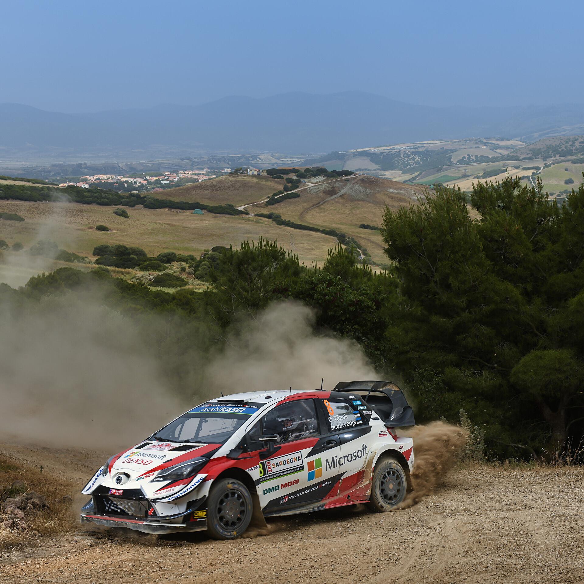 Video: Steering issues in final stage cost Ott Tänak Rally