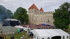 Ivo Linna juubelikontsert Kuressaare lossihoovis.