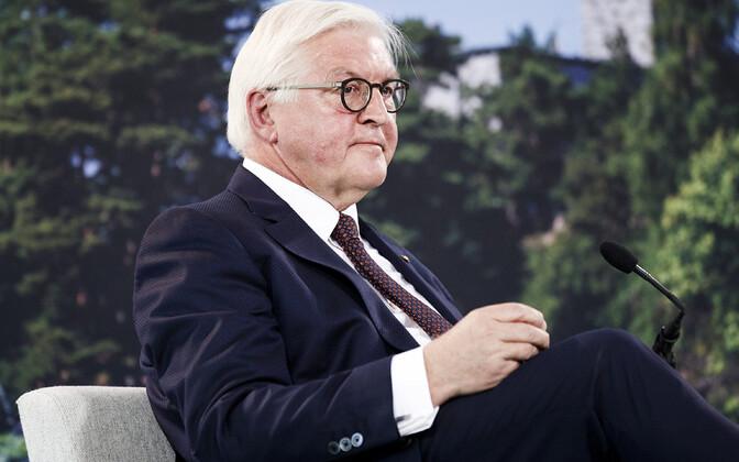 Frank-Walter Steinmeier.