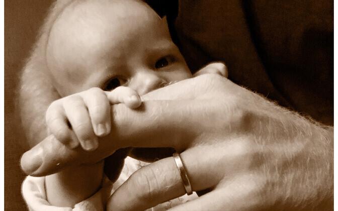 Harry ja Meghani poeg Archie