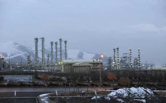 Tuumajaam Iraanis Arakis.
