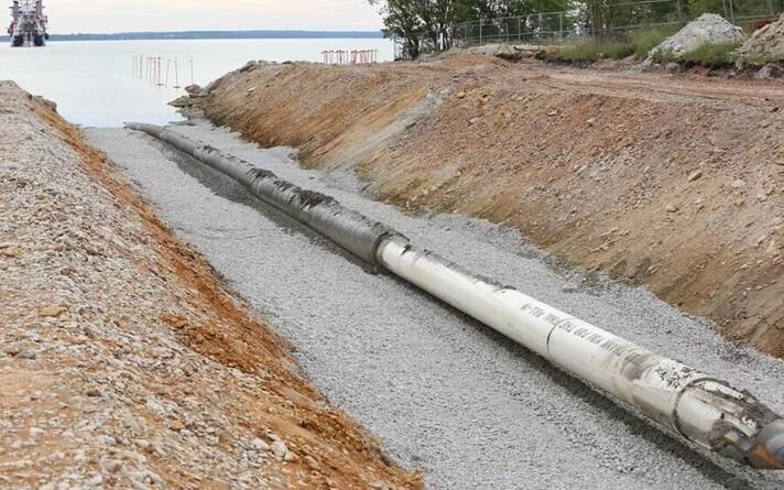 Газопровод Balticconnector.