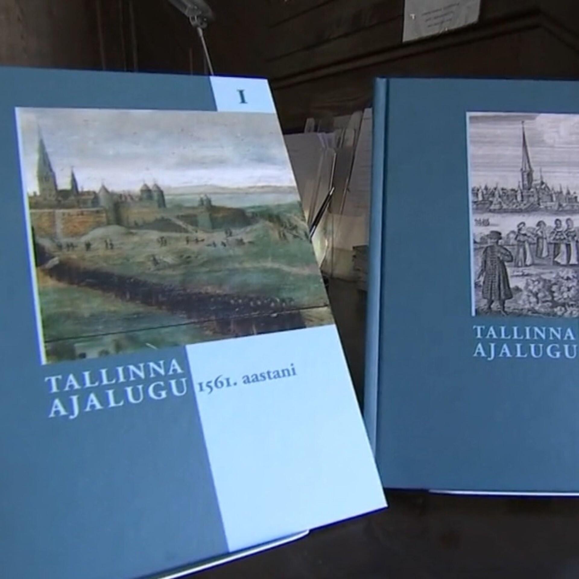f2be1788d2f Kaante vahele said esimesed osad Tallinna üldajaloost   Ajalugu   ERR