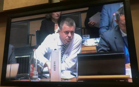 Урмас Рейнсалу выступает за ужесточение санкций против РФ.