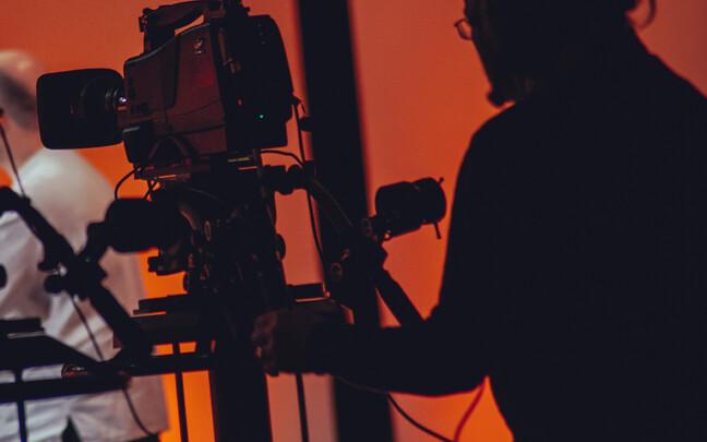 Студия ETV+. Иллюстративная фотография.