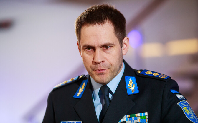 PPA director Elmar Vaher.