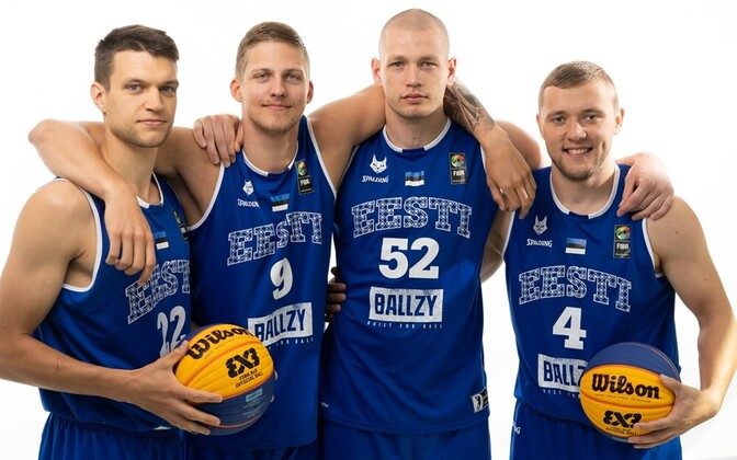 Eesti korvpallikoondis 3x3 MM-il