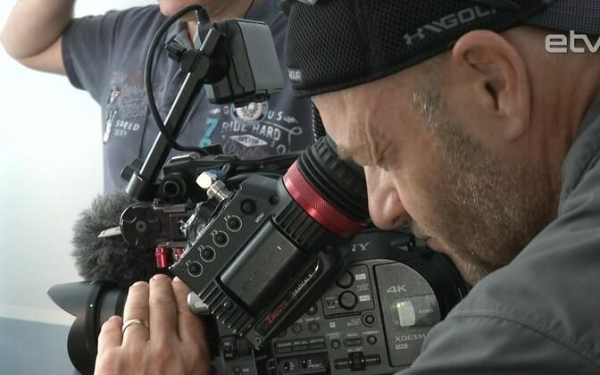 Съемки сериала