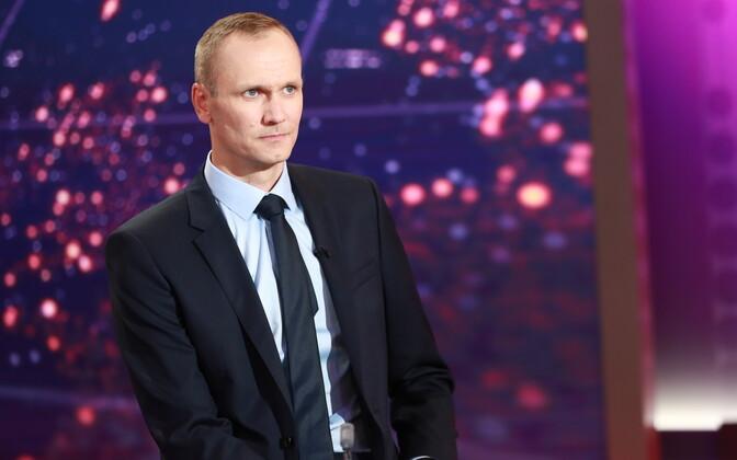 Swedbank Eesti peadirektor Olavi Lepp
