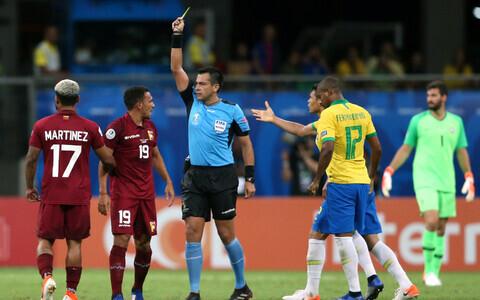 VAR tühistas kolm Brasiilia väravat, Venezuela pääses viigipunktiga