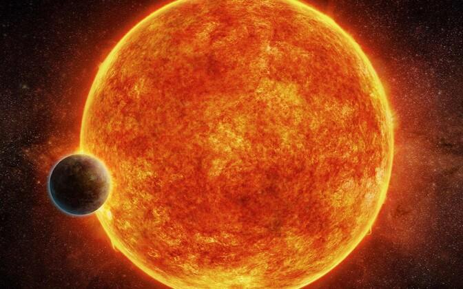 Eksoplaneedid Teegarden b ja Teegarden c on kivise pinnaga.