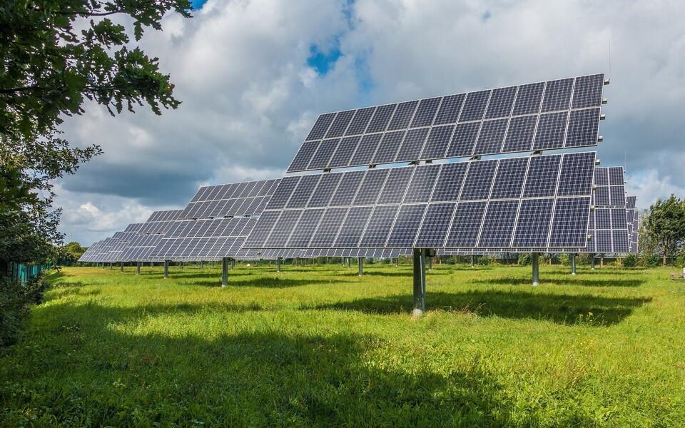 Солнечные батареи. Иллюстративная фотография.