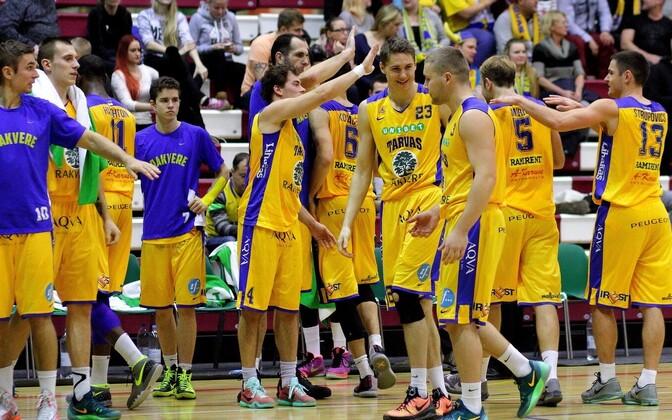Rakvere Tarvase meeskond 2015. aastal.