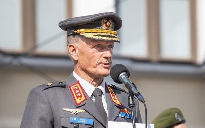 Kindralleitnant Timo Kivinen.