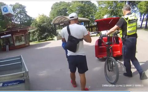 МуПо продолжит проверки велотакси.