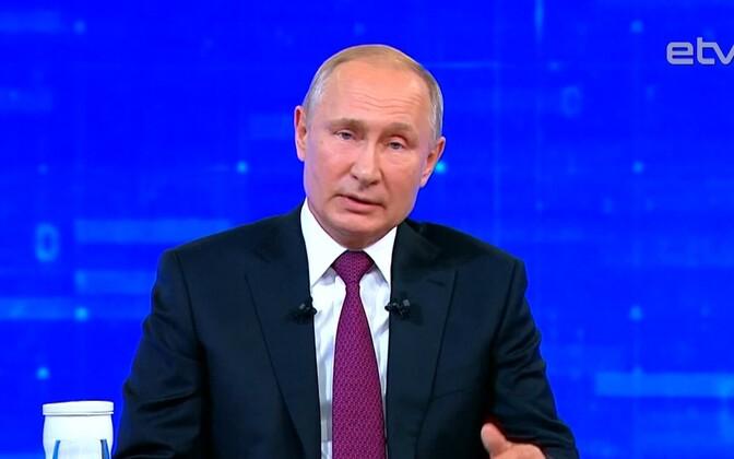 Владимир Путин представил поправки к конституции РФ.