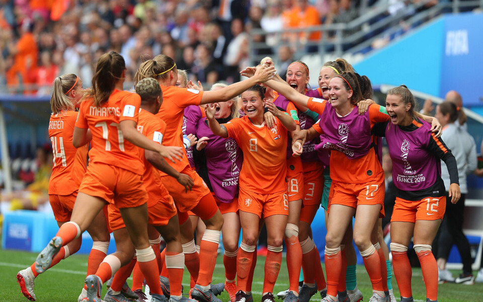 Hollandi naiste jalgpallikoondis